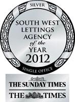 Lettings agency award